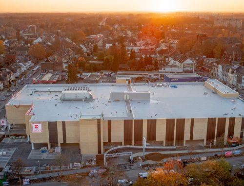 Neues Kaufland Flagschiff in Mönchengladbach