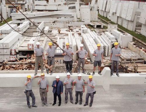 Imagefilm für Stahlbetonbau-Unternehmen W+S Monnerjahn